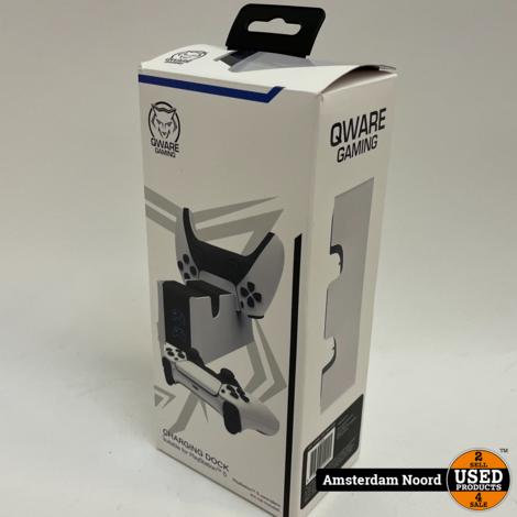 Qware Charging Dock PS5