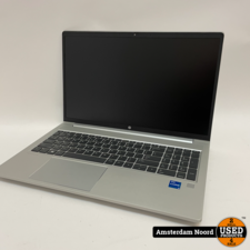 HP HP ProBook 450 G8 15FHD/i5-1135G7/8GB/256SSD/Iris-XE/Win10 (Nieuwstaat)