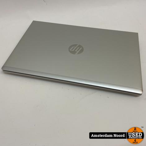HP ProBook 450 G8 15FHD/i5-1135G7/8GB/256SSD/Iris-XE/Win10 (Nieuwstaat)