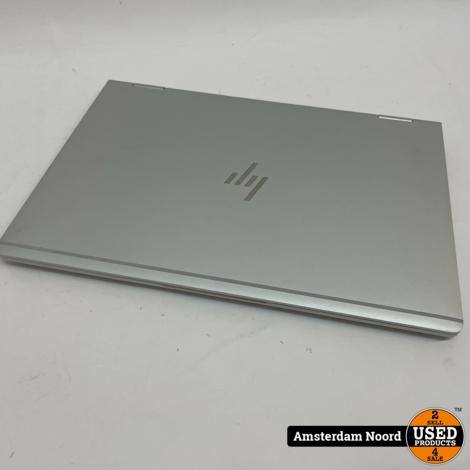 HP EliteBook x360 1030 G2 Laptop - 13.3FHD/i5-7200U/8GB/256SSD/W10