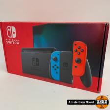 Nintendo Nintendo Switch V2 Rood / Blauw