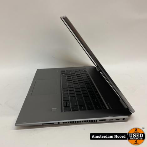 HP ZBook Studio x360 G5 Workstation - 15.6-4K/i9-9880H/32GB/1TB-SSD/NV-P1000/WIN10 - (Nieuwstaat)