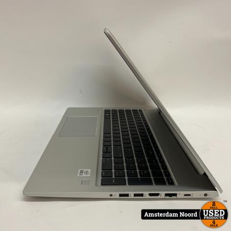 HP ProBook 450 G7 8VU68EA - 15FHD/i5-10210/8GB/256SSD//Win10 (Nieuwstaat)