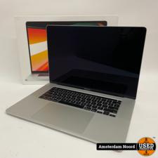 Apple MacBook Pro 2019 16-inch Touchbar i9-8Core/16GB/1TB-SSD/AMD5500 (Nieuwstaat)