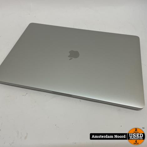 MacBook Pro 2019 16-inch Touchbar i9-8Core/16GB/1TB-SSD/AMD5500 (Nieuwstaat)