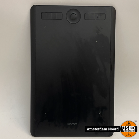 Wacom Intuos Pro M (Medium) Tekentablet - Zwart