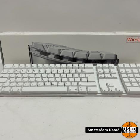 Apple USB Wired Mechanical Keyboard - Model A1048