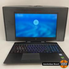 HP HP Omen 15-dh0650nd 15.6FHD/i7-9750H/16GB/1256GB/GTX1660Ti/W10 (Nieuwstaat)
