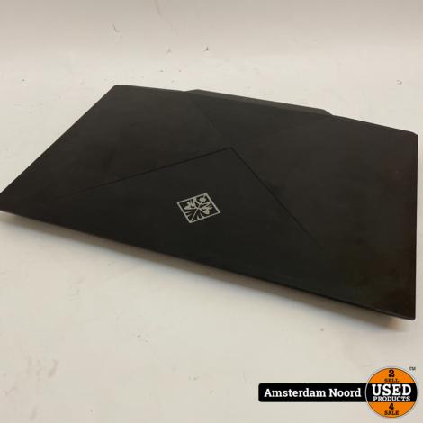 HP Omen 15-dh0650nd 15.6FHD/i7-9750H/16GB/1256GB/GTX1660Ti/W10 (Nieuwstaat)