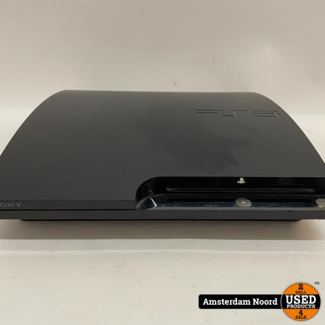 Playstation 3 120GB Slim Zwart