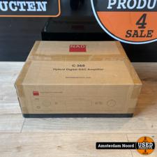 NAD NAD C 368 Hybrid Digital DAC Amplifier (Nieuw+Bon)