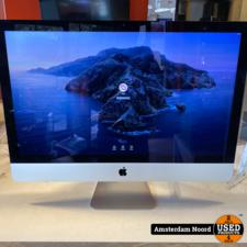 Apple Apple iMac 2012 (27-inch) i5-2.9Ghz/8GB/1TB-HDD/Catalina