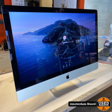 Apple iMac 2012 (27-inch) i5-2.9Ghz/8GB/1TB-HDD/Catalina