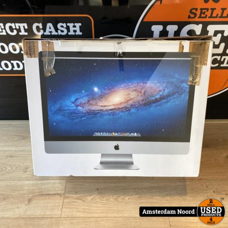 Apple iMac 2011 27-inch i7-3.4GHz/12GB/1TB/HighSierra