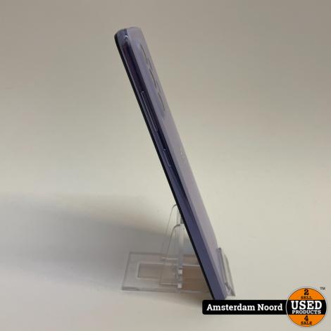 Samsung Galaxy A52 - 6GB 128GB Dual Sim Paars