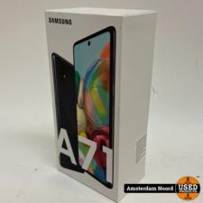 Samsung Samsung Galaxy A71 Zwart
