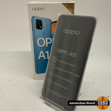 Oppo Oppo A15 Smartphone (Nieuw)