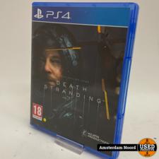 PS4 Death Stranding