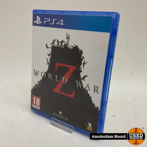 PS4 World War Z
