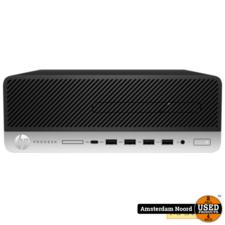 HP HP ProDesk 600 G5 SFF i5-9500/8GB/256SSD/W10 7AC46AE (Nieuw)