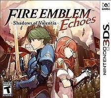 Fire emblem Shadows of valentia Echoes 3DS game