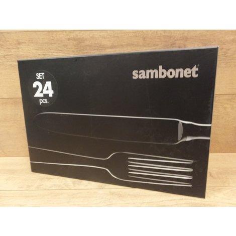 Sambonet Baquette 24-delige bestekset | NIEUW