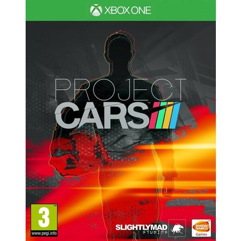 Xbox one Game Project Cars