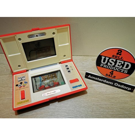 Game And Watch retro Mickey Mouse MC-25