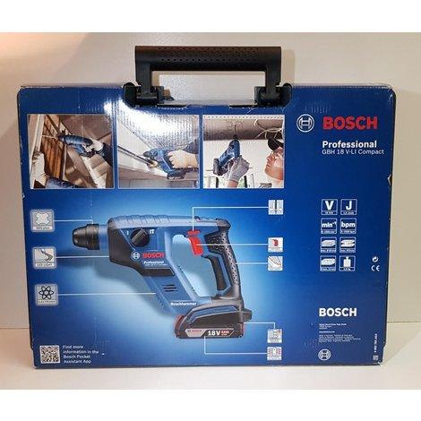 Bosch Professional GBH 18 V-LI compact    Nieuw in doos