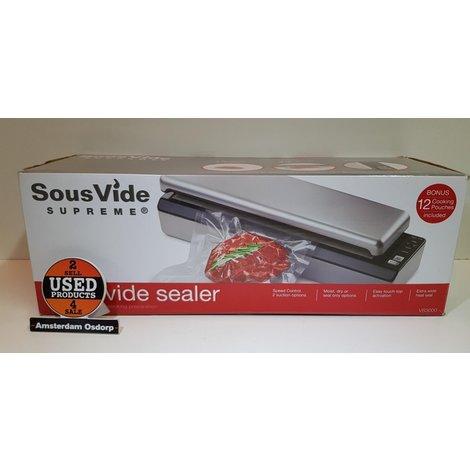 SousVide Supreme Sealer VS3000 | NIEUW