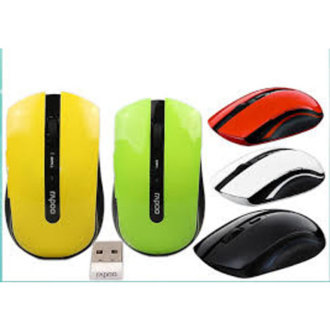 Rapoo Mouse 7200P Nieuw in Doos