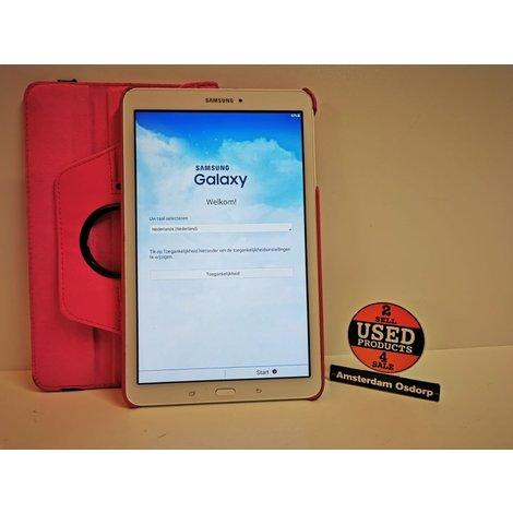Samsung Galaxy Tab E 8GB wifi Wit | In zeer nette staat
