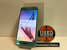 samsung Samsung galaxy S6 32GB Blue Topaz | In Zeer Nette Staat