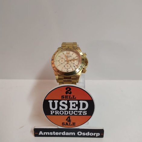 Vendoux Horloge MD11531-05 the Brooklyn Gold
