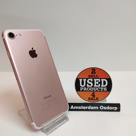Apple iPhone 7 Rose Gold 32GB | Nette Staat