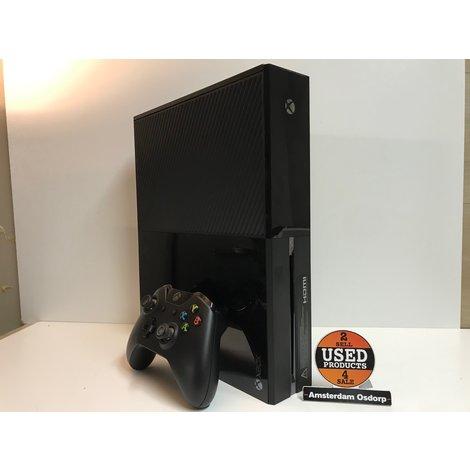 Xbox One 500GB Zwart Incl Controller | Nette Staat