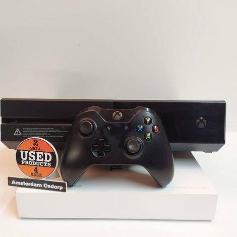 XBox One 500gb Zwart + controller   nette staat