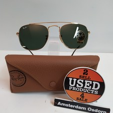 Ray-Ban Ray-Ban Goud RB3557 001 | 54 × 20 | Nieuwstaat