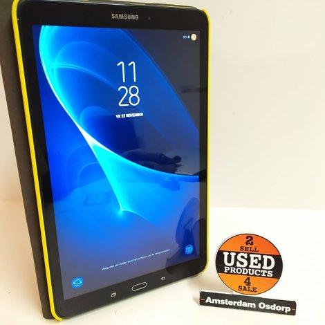 Samsung Tab A 2016 16GB Wifi Zwart | Nette Staat