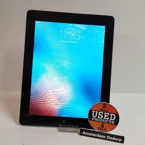 Apple iPad 2 16Gb wifi space grey  | nette staat