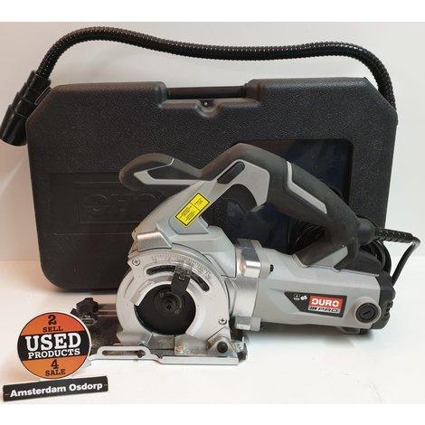 Duro Precision invalzaag DBT-CS016 in Koffer
