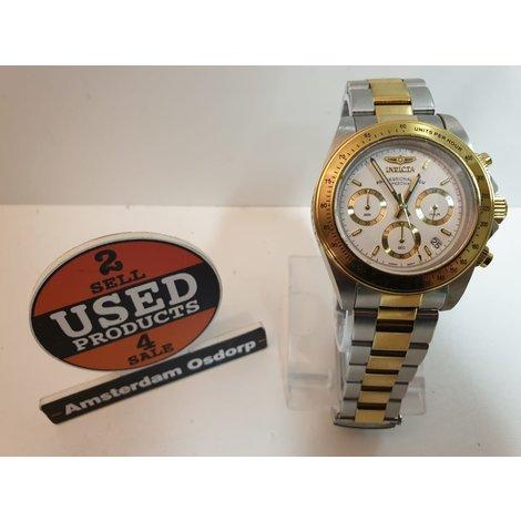 Invicta 9212 Speedway 39MM horloge