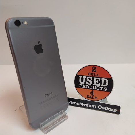 Apple iPhone 6 32GB Space Gray | Nette Staat