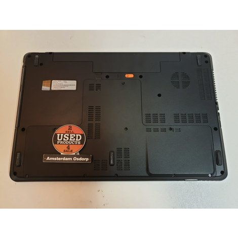 Packard Bell Easynote LE69KB Laptop 500GB HDD 4GB  RAM