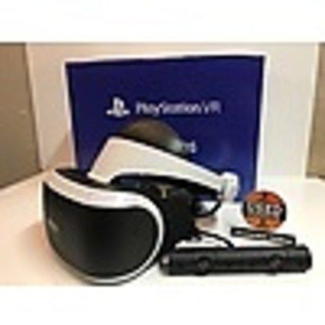 Playstation VR + VR Worlds + Playstation Camera | Nieuwstaat