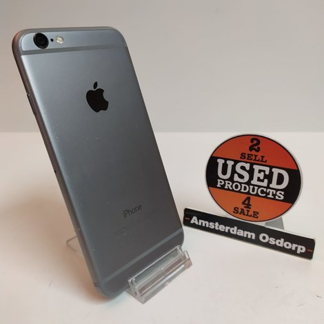 Apple iPhone 6 32GB Space Gray   Nette Staat