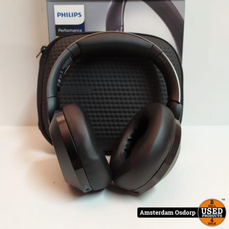 Philips Koptelefoon TAPH805BK/00 ZGAN In Doos