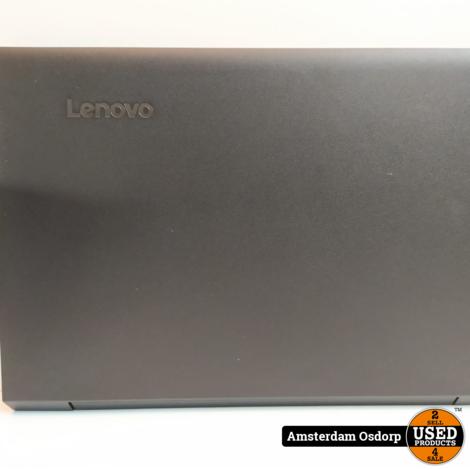 Lenovo V110 Zwart 128GB HDD 15'6 Inch | Nette Staart