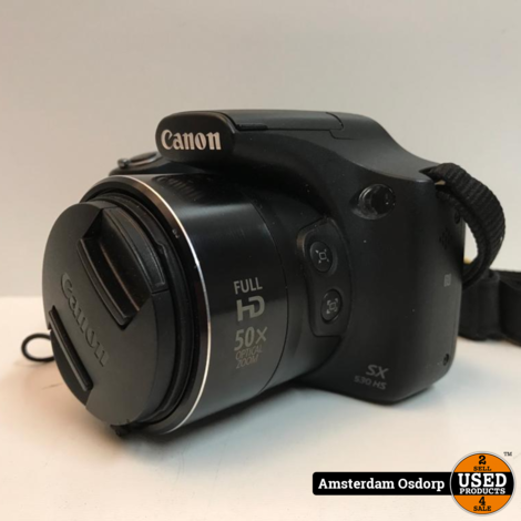 Canon powershot SX 530HS Full HD 16MP Camera | nette staat
