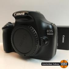 Canon Canon 1100D 12,2MP Spiegelreflex body | nette staat